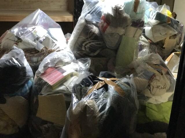 名古屋市南区にてゴミ部屋清掃 H様