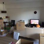 名古屋市中村区 マンションの整理作業