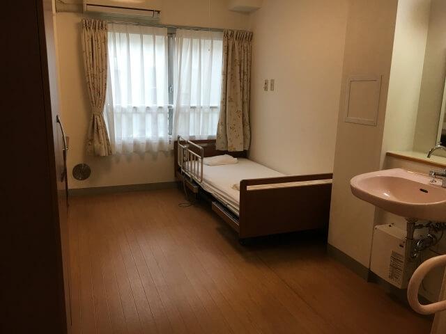 施設の入居に伴って 名古屋市西区