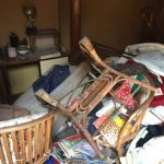 ゴミ部屋清掃 中川区のマンション