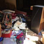 中川区のマンション ゴミ部屋清掃