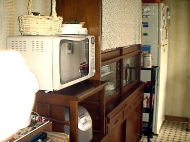 津島市のアパートにて遺品整理作業