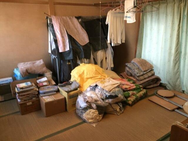 岡崎市にて安心の生前整理をご希望のお客様へ 作業のお手伝い。