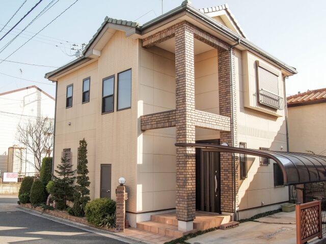 稲沢市の中古住宅にて遺品整理作業