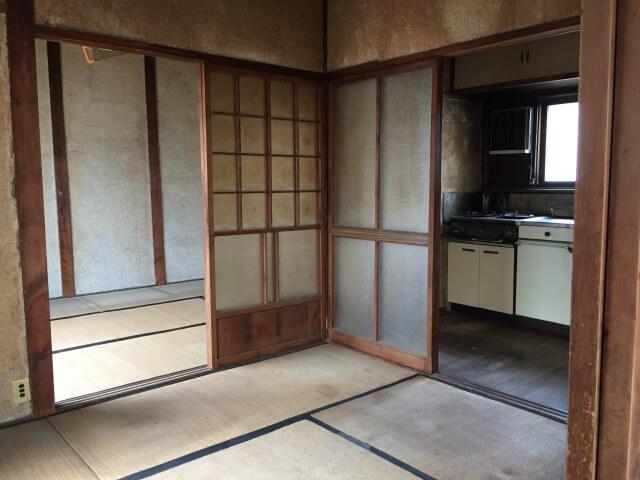 生前整理を行いました。名古屋市中村区 I様