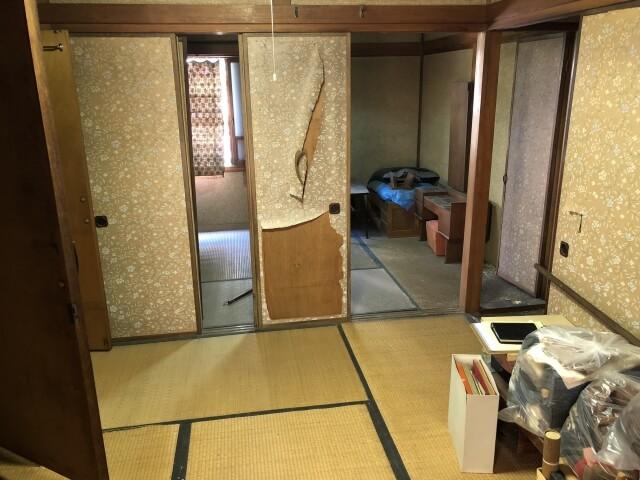 真夏の孤立死現場にて 名古屋市中村区
