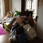 瀬戸市のマンションにて家財整理