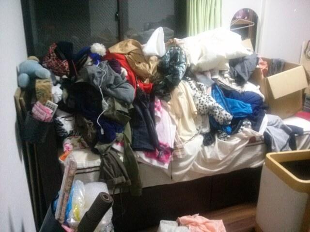 愛知県西部のアパートにて特殊清掃