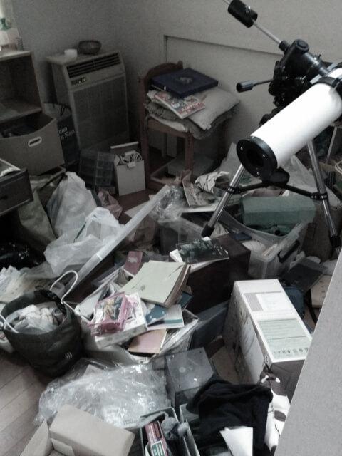 特殊清掃+ゴミ屋敷 名古屋市南区